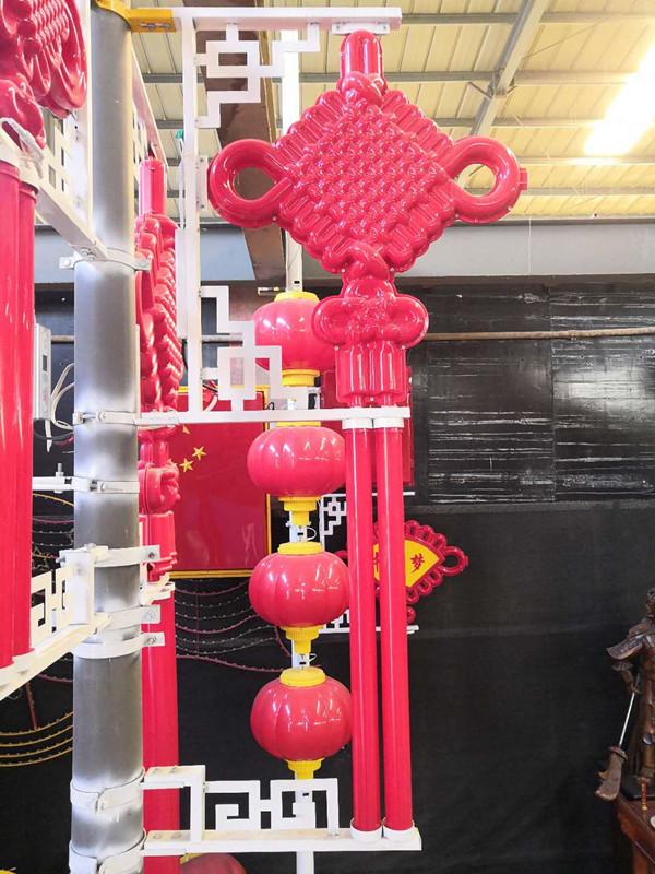 LED中国结生产厂家-专业供应鹤壁LED中国结