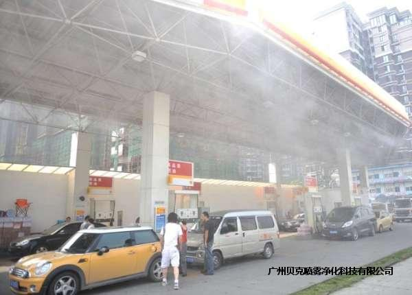 海珠区菜市场喷雾降温人造雾