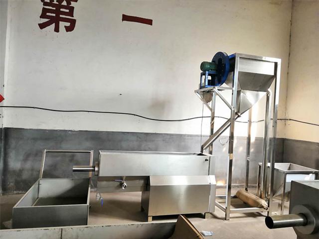 全自动芝麻清洗机|潍坊销量好的出售_全自动芝麻清洗机