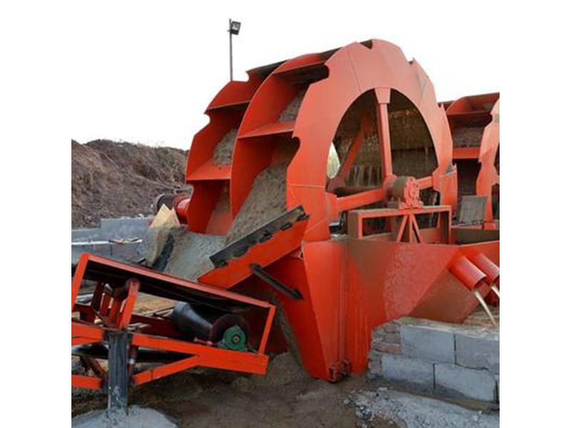 新疆洗砂机-甘肃高质量的洗砂机供应