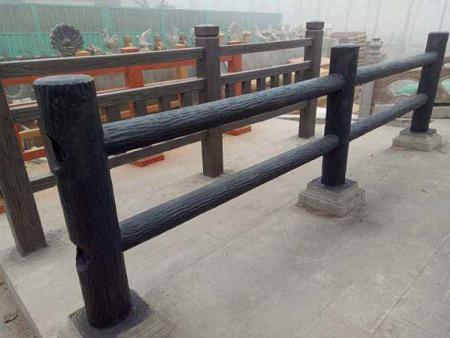 贵州水泥仿树皮护栏-专业的水泥仿树皮护栏供应商推荐