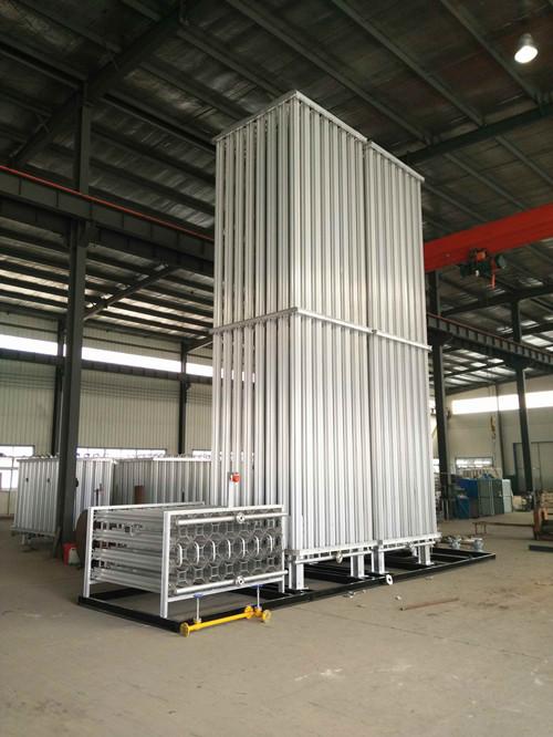 内蒙古LNG空温式气化器_物超所值的LNG空温式气化器南宫制氧设备供应