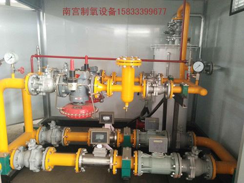 燃气调压装置