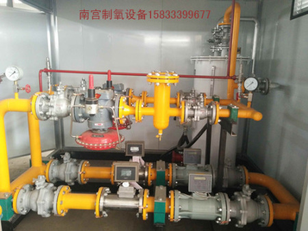 河北燃气调压装置