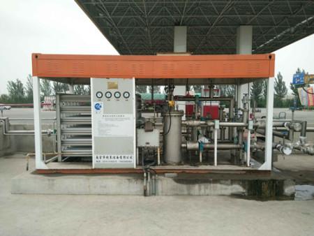 河南LNG气化撬装站-大量供应质量优的LNG气化撬装站