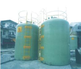 【振兴环保】枣庄冷却塔_枣庄玻璃钢脱硫塔_枣庄玻璃钢一体泵站