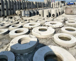 威海成品混凝土消防池_水蓝生态环保_信誉好的成品消防池提供商