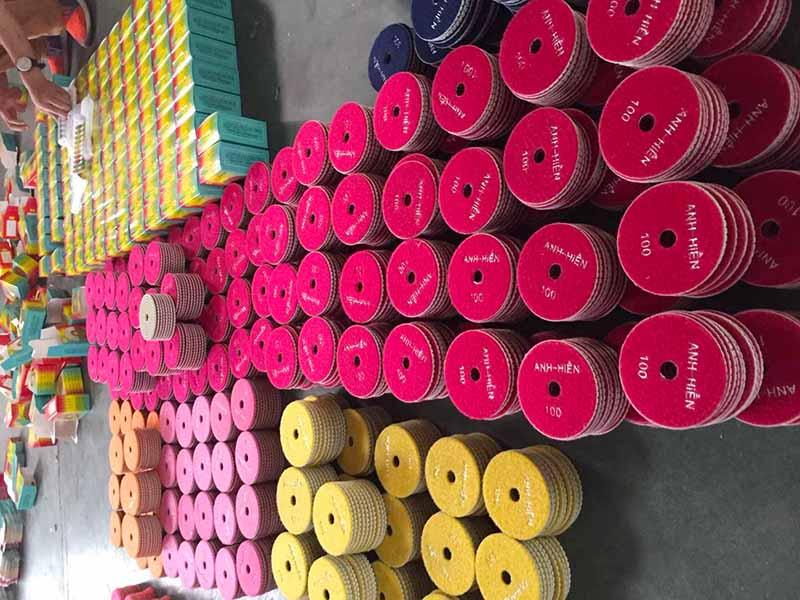 抛光片魔术贴生产厂家-物超所值的软磨片魔术贴供应商当属健辉纺织