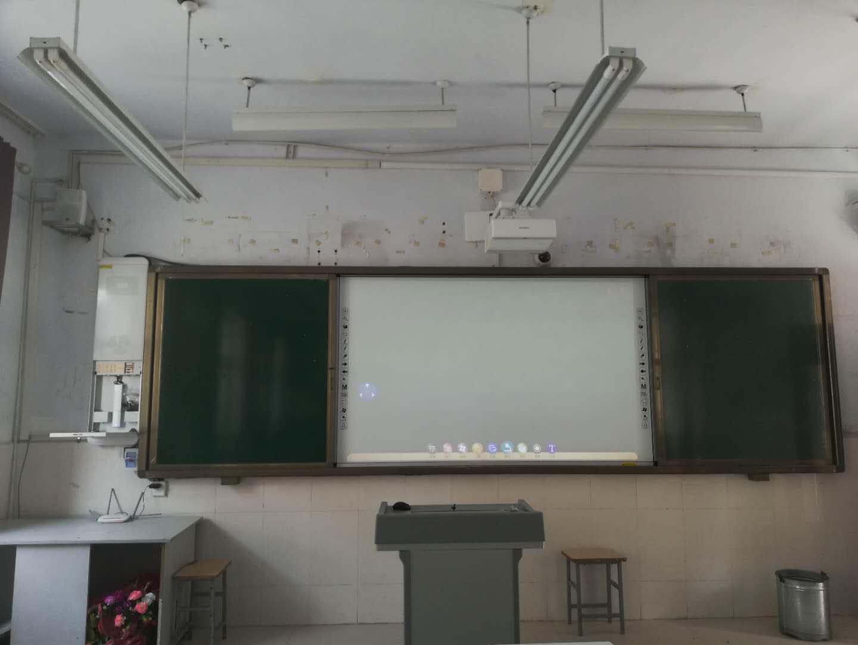 安阳市滑县交互式电子白板壁挂式高拍仪推拉绿板直接推荐