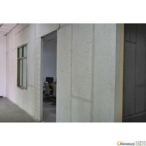 隴南輕質隔墻板生產-在哪能買到廠家直銷輕質隔墻板呢