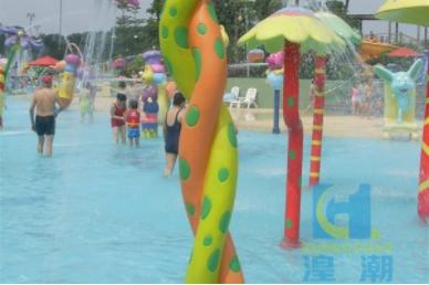 水上乐园规划,水上乐园建造来找湟潮水上乐园设备