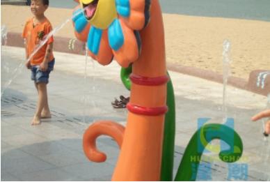 湟潮水上樂園設備