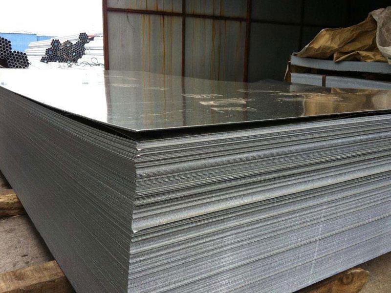 鍍鋅冷板-合肥京揚物資公司告訴你哪里買良好的鍍鋅板