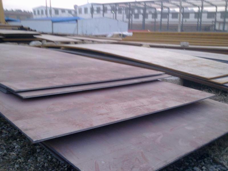 淮北中板|優良的中板供應商排名京揚物資公司數得著