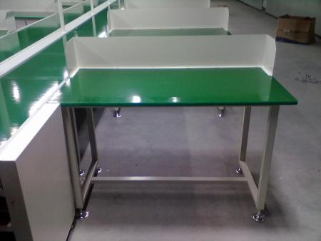 防静电工作台定制-奥玛自动化提供品牌好的工作台