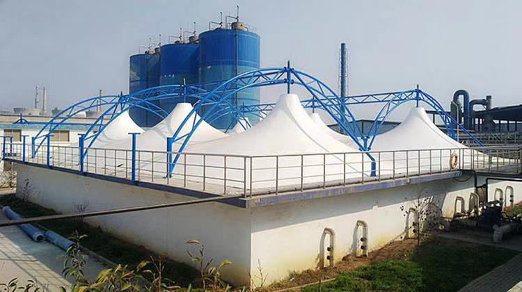 污水池密封除臭【今日必看】市政污水处理厂加盖除臭