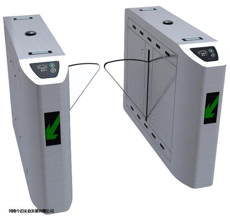 洛阳全自动人行翼闸-质量好的道尔智能翼闸设备厂家直销