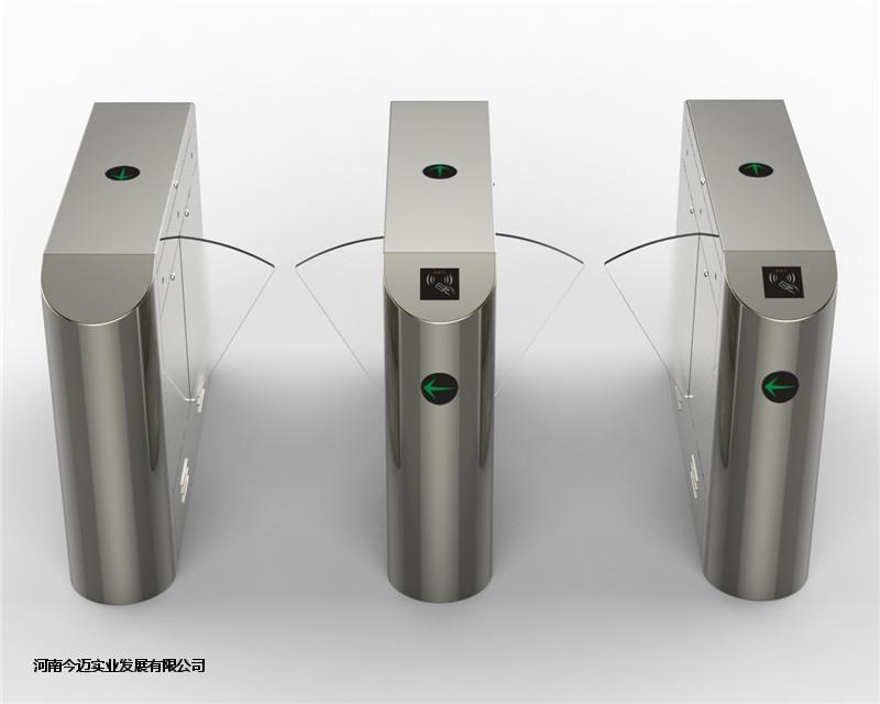 人行道閘-供應鄭州物超所值的道爾智能翼閘設備