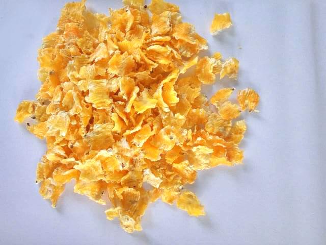 蒸汽玉米压片提升毛蟹、大闸蟹、螃蟹养殖效益