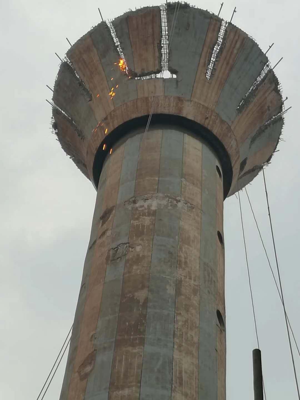 拆供热站烟囱价格-具有口碑的拆化工厂烟囱介绍