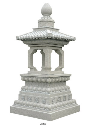 浙江石塔|凱石石業專業提供石塔石燈