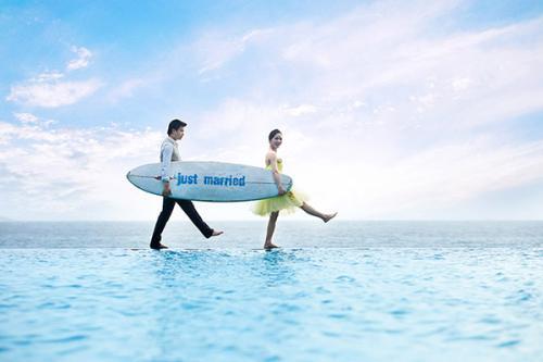黄岛旅拍摄影哪里有-信誉好的青岛旅拍摄影推荐