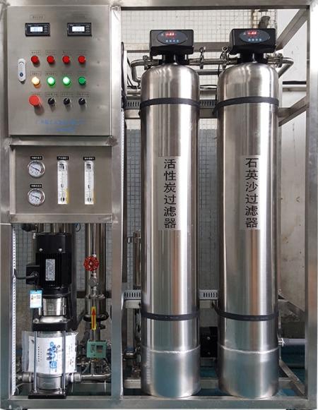 佛山餐饮软水净化设备维修-质量优良的1T/H去离子水处理设备供应