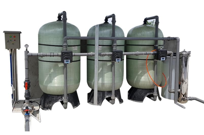 肇慶軟化水處理設備廠家|廣州哪里有好的酒店整體凈化設備