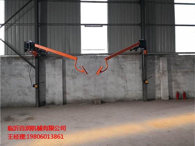 特种车辆制造焊接  临沂百润机械二保焊机悬臂架厂家