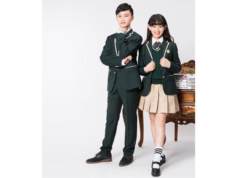 西藏中學生冬季校服代理_哪里有賣物超所值的小學生夏季校服
