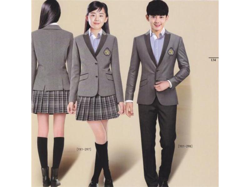 中學生冬季校服廠家-供應泉州報價合理的小學生夏季校服