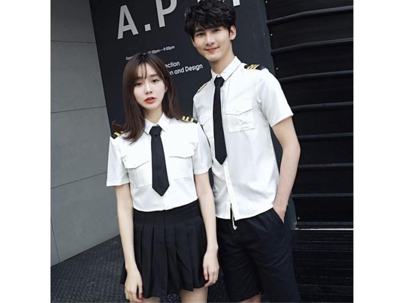 宁夏中学生夏季校服厂家|想买有品质的小学生夏季校服,就到柏利斯服饰