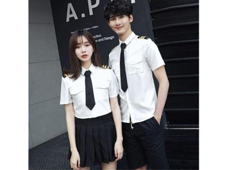 贵州中学生夏季校服供应商_耐用的小学生夏季校服批发