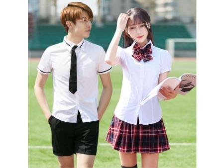 中學生夏季校服供應商-供應泉州劃算的小學生夏季校服