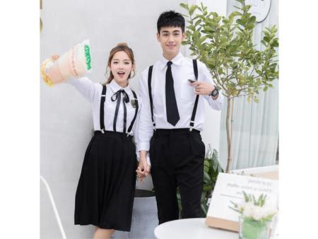 中学生夏季校服厂家-柏利斯服饰-有保障的小学生夏季校服供应商
