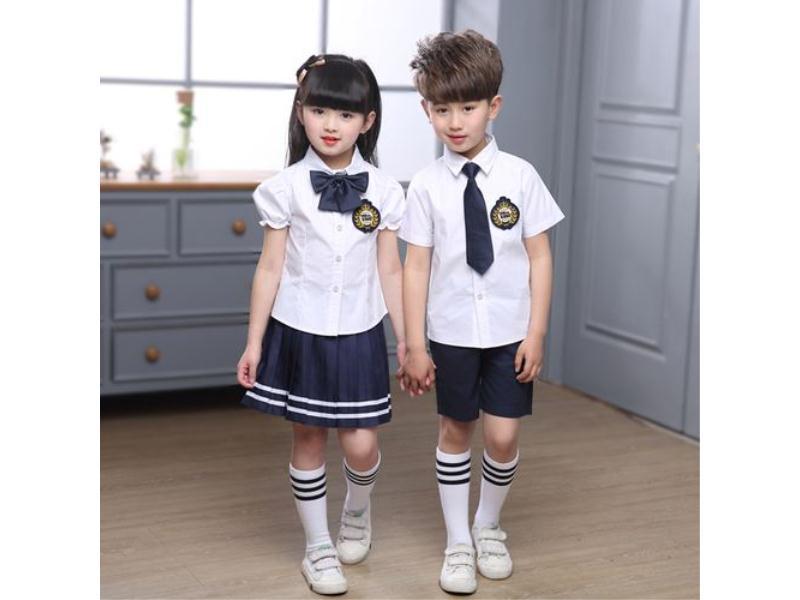 小學生夏季校服價格|品牌好的小學生夏季校服要到哪兒買