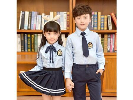 湖南小学生夏季校服厂家-想买小学生夏季校服上哪比较好
