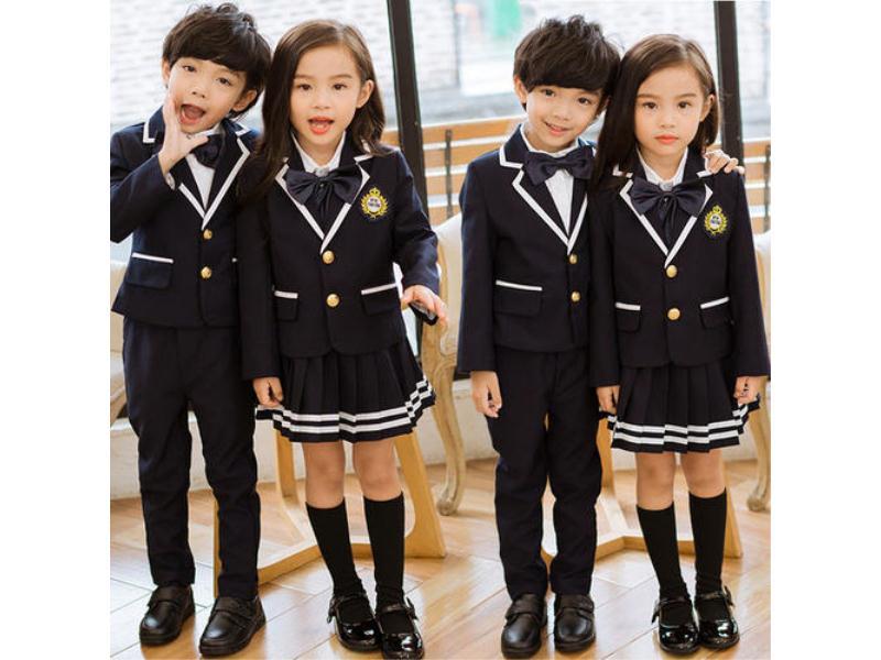 重庆小学生冬季校服制造商-划算的小学生冬季校服要到哪儿买