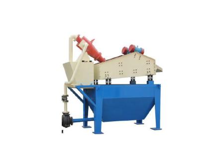 举荐:细沙回收机械,如何回收细沙《山河》细沙回收设备厂家
