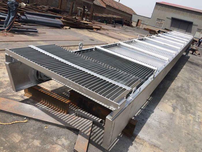 山东回转式格栅除污机|质量优良的回转式格栅除污机供应
