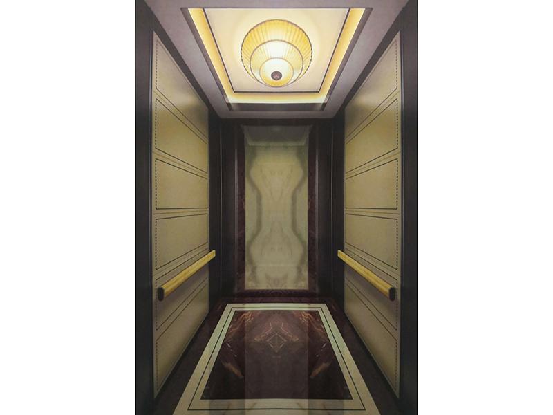 石家庄电梯轿厢装潢哪家好_电梯轿厢装潢找昊华电梯省心省力