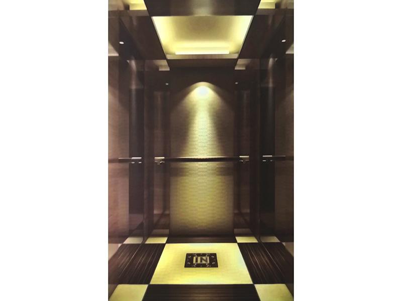 石家庄电梯轿厢装潢厂家 选电梯轿厢装潢公司认准昊华电梯