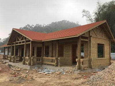 休閑木屋定制-大量出售價格劃算的木屋
