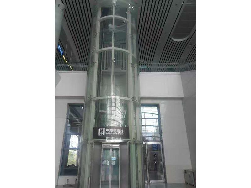 观光电梯弯钢玻璃【每天惊喜不断】观光电梯热弯玻璃