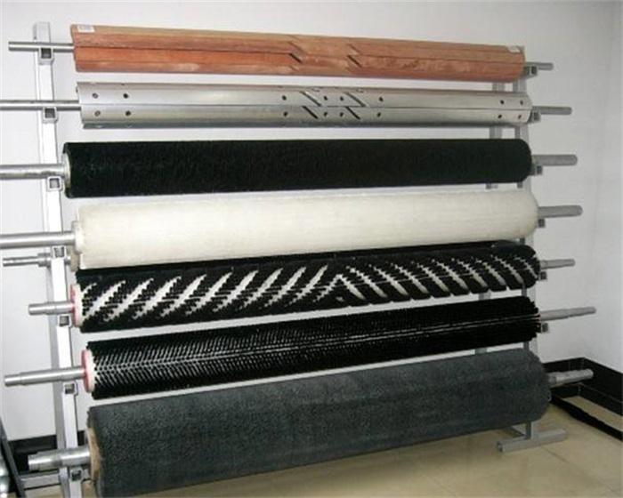 尼龙毛刷辊哪家好,尼龙毛刷辊厂家,尼龙毛刷辊