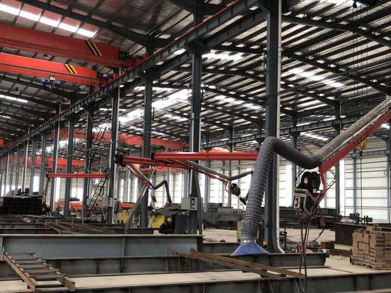 诚信卖家节能环保焊接设备 送丝机焊机架多功能焊接吸尘臂供应