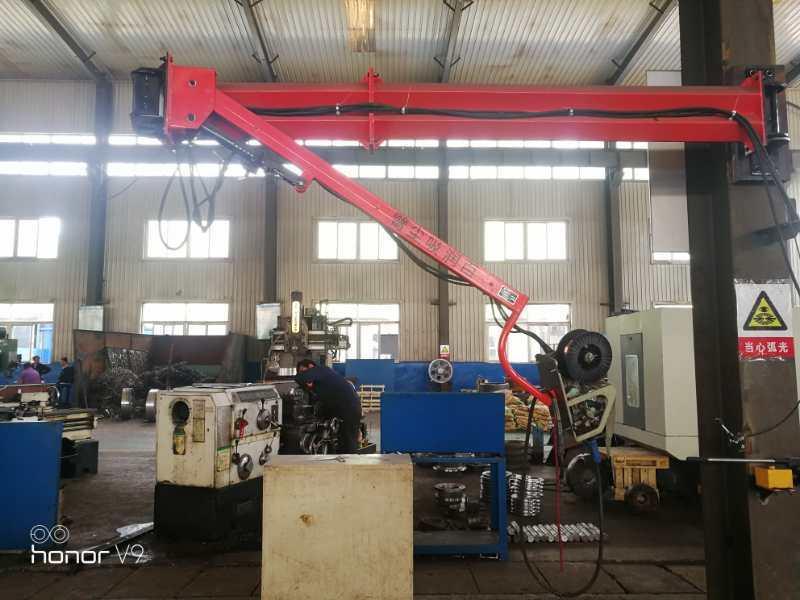 吉林汽车制造焊接工业焊接机器人自动化设备 焊接吸尘臂供应订做