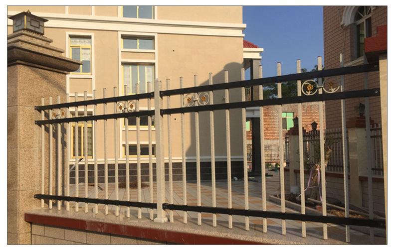 锌钢栅栏全城低价1000米以上有特价郴州相思鸟护栏