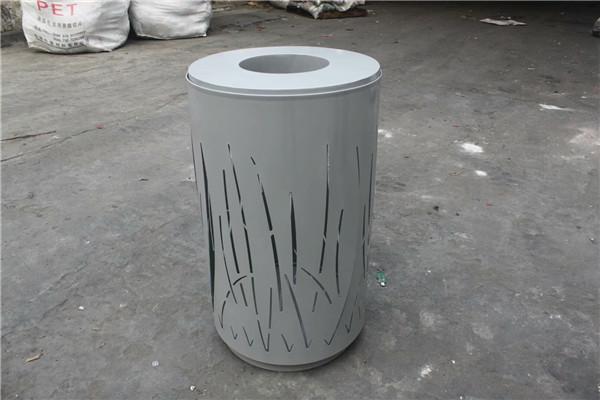 成都不锈钢垃圾桶提供商【304分类不锈钢垃圾桶】石岩振兴景观