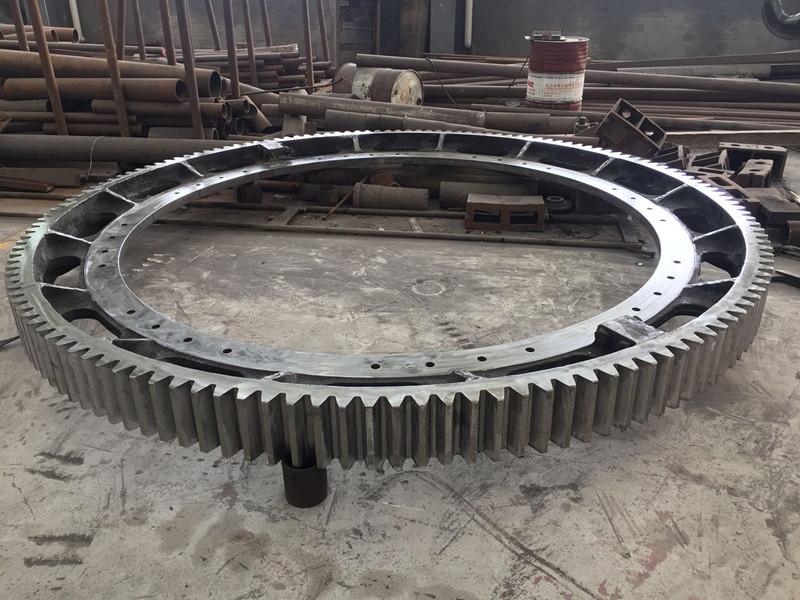 厂家批发滚筒烘干机大齿轮-淮北品牌好的滚筒烘干机大齿轮厂家直销